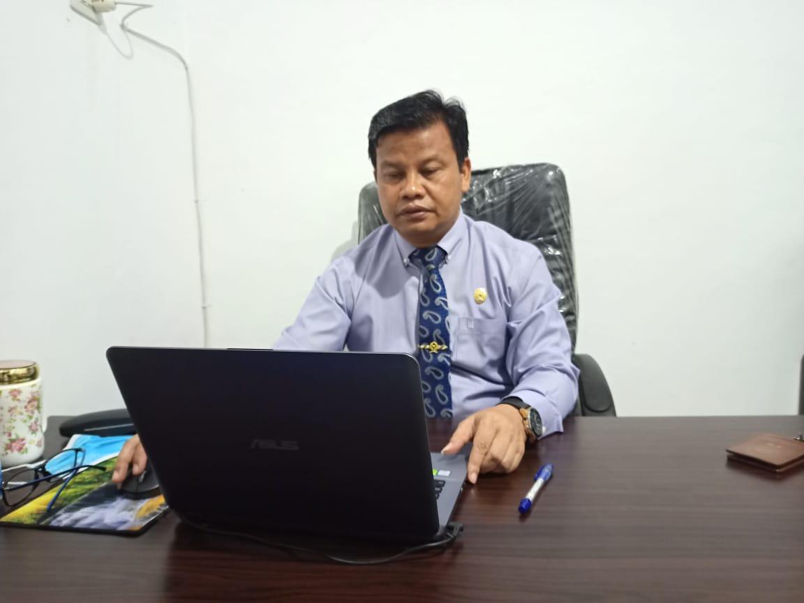 Ketua PA Tulang Bawang Tengah Menjadi Mentor Ujian Akhir ...